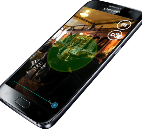 Шпионский телефон Galaxy Note 9