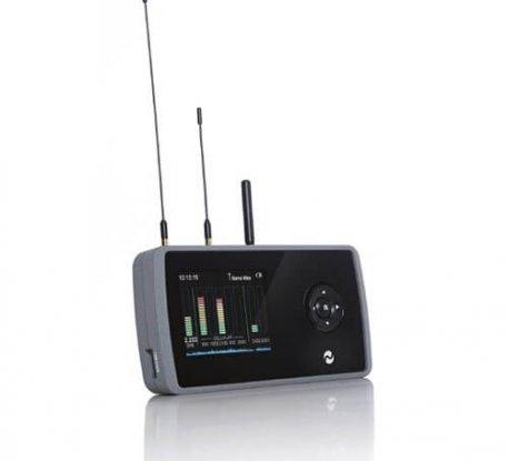 Multiband Wireless Activity Monitor