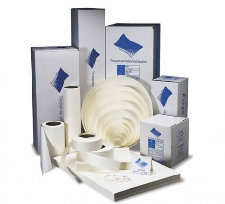 Water Soluble Paper and Purge Paper Tape