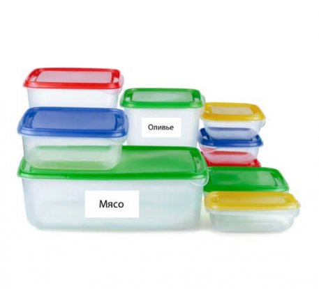 Water Soluble Paper for Food Container Labels