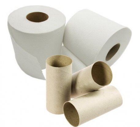 Water Soluble Paper for Tubes and Cores